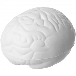 Dit aniti stress item in de vorm van hersenen perfect biedt vele mogelijkheden voor het plaatsen van je logo, bijvoorbeeld aan beide kanten of de onderkant van het item.