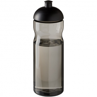 Single-wall sport bottle with ergonomic design. Bottle is made from Prevented Ocean Plastic. Plastic is collected within 50 km of an ocean coastline or major waterway that feeds into the ocean. This is then sorted and transformed into high quality, food-safe recycled plastic. Features a spill-proof lid with push-pull spout. Volume capacity is 650 ml. Mix and match colours to create your perfect bottle. Contact us for additional colour options. Made in the UK. Packed in a home-compostable bag.