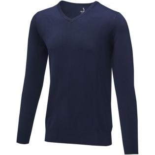 Col V. Col côte en tricot plat. Poignets côtes en tricot plat. Ourlet du bas en côte tricot plat. Bande de propreté en satin. Étiquette principale en transfert pour un meilleur confort.
