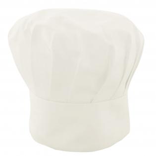 Laat je kind de chef-kok worden van de keuken! Met deze Chef's Hat is kookplezier altijd verzekerd. Maak het gezamenlijke kookavontuur compleet door de kleine koksmuts te combineren met jouw eigen Chef�s Hat (5300). De koksmuts is leuk zoals hij is, of laat de naam van je kind borduren/drukken op de voorzijde!