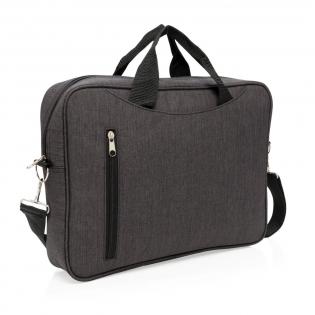 """Haben Sie Ihren Laptop ( bis 15"""") mit dieser Laptop-Tasche aus 600D Polyester immer dabei. PVC-frei"""