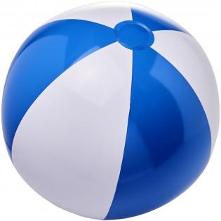 Opblaasbare strandbal met een diameter van 40 cm in opgeblazen toestand. Voldoet aan EN71.
