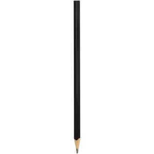 Wooden pencil. Unsharpened.