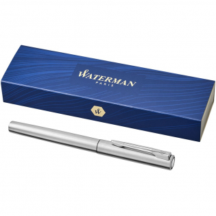 Based on a classic design, Graduate is resolutely functional and modern. Graduate is ideal for everyday use or for gift giving occasions. Incl. Waterman gift box and pen refill/ cartridge. Exclusive design.
