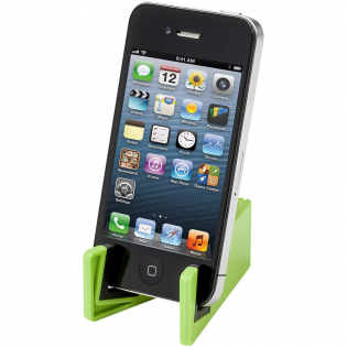 Sleek design media holder for most media devices. Ideal for watching movies or gaming. Packed in polybag.