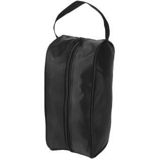 Idéal pour transporter vos chaussures dans un sac ou une valise. Zippé.