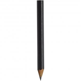 Hölzerner Bleistift. Nicht angespitzt.