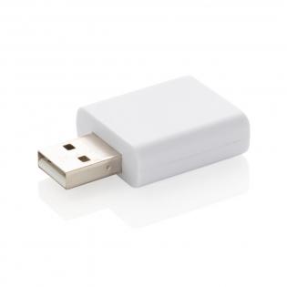 Protecteur de données USB en ABS pour éviter les échanges de données accidentels lorsque vous branchez votre appareil mobile à votre ordinateur ou à une station de recharge publique. Il bloque tout transfert de données entre les deux appareils tout en garantissant que l'appareil est toujours en cours de chargement. Cela empêche le vol de données de votre appareil ou l'installation de logiciels malveillants sur celui-ci. Le protecteur de données USB est compatible avec tous les appareils mobiles (iOS Android, Windows) et fonctionne sur tous les ports USB.