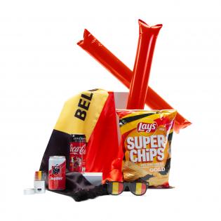 Rode Duivels supporterspakket groot