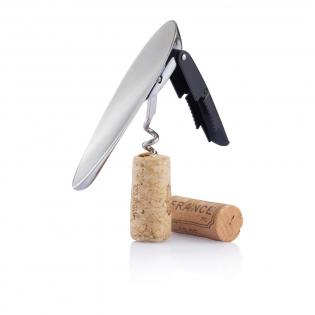 Eon vous transforme en véritable barman. Ce tire-bouchon est compact, facile d'usage et stylisé. En un tour de main vous ôtez la capsule grâce au coupe-capsule intégré, et en 3 mouvements votre bouteille est débouchée. A votre santé. Modèle déposé®