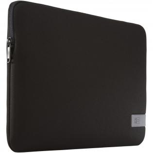 """14""""-Laptophülle mit 6 mm dichtem Memory-Schaumstoff und weichem Innenfutter für den Schutz von Geräten und einem reflektierenden Bereich auf der Vorderseite. Case Logic-Garantie: 25 Jahre."""