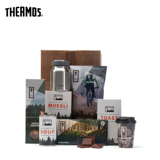 'Keep it warm or cold with Thermos' kerstpakket