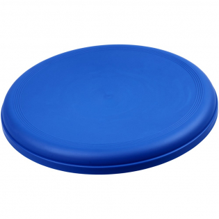 Ideal for summer promotions or pet-related businesses, this promotional frisbee offers a low cost and fun way to get your message across.