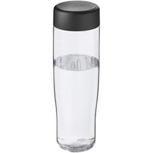 Einwandige Sportflasche mit einem stylischen, schlanken Design. Die Flasche ist aus recycelbarem PET-Material hergestellt. Verfügt über einen auslaufsicheren Drehdeckel. Das Fassungsvermögen beträgt 700 ml. Mischen und kombinieren Sie Farben, um Ihre perfekte Flasche zu kreieren. Kontaktieren Sie uns für weitere Farboptionen. Hergestellt in Großbritannien. Verpackt in einem kompostierbaren Beutel.