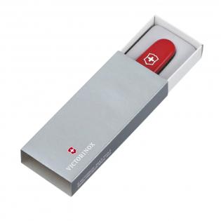 Schiebe-/Geschenkdose für Victorinox Taschenmesser (8318.60 & 7530.60).