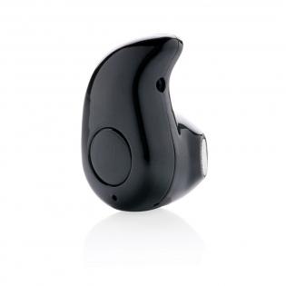 Volledig draadloze oordop met ingebouwde microfoon. De oordop is geschikt voor het voeren van gesprekken en het luisteren naar je favoriete muziek. Met 1 simpele druk op de knop kunt u switchen tussen deze functies. De speelduur op een lading is 1.5 uur. Het volledig laden duurt ook 1.5 uur. Met BT 4.1 voor een stabiele connectie en verbinding tot 10 meter afstand. Inclusief pouch om de oordop mee te nemen. ABS materiaal. Inclusief USB kabel.