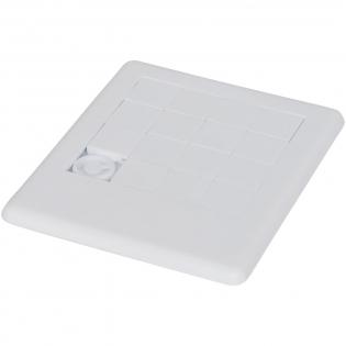 Ein unterhaltsames Promotion-Puzzle, bei dem Ihre Marke an den richtigen Ort geschoben wird! Erhältlich mit Standard-Tampondruck oder Vollfarb-Digitaldruck.