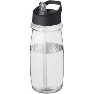 Enkelwandige sportfles met een stijlvolle ronde vorm. Fles is gemaakt van recyclebaar PET-materiaal. Met een morsvrije deksel met open te trekken mondstuk. De fles en de deksel zijn beide gemaakt in het Verenigd Koninkrijk. Volumecapaciteit is 600 ml. Mix en match kleuren om je perfecte fles te maken. Verpakt in een thuis composteerbare zak.