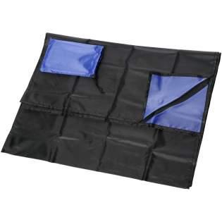 Waterbestendig en ultracompact picknickkleed. Het kleed van 110 x 140 cm is compact opvouwbaar tot 11 x 18 cm en past gemakkelijk in de bijbehorende hoes. Perfect voor picknicks, uitstapjes naar buiten en festivals.