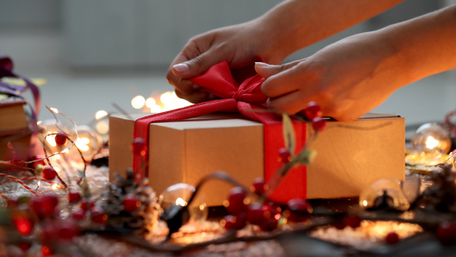Why your company needs Christmas packages.