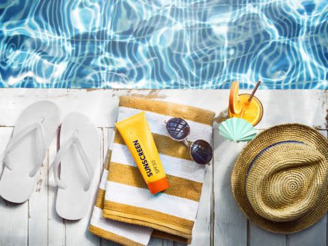 Promotional gifts for the summer